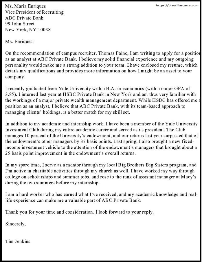 Carta de solicitud de remisión